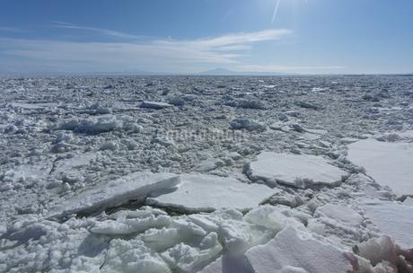 流氷の写真素材 [FYI03434568]