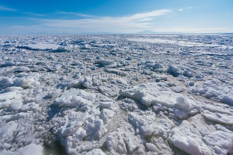 流氷の写真素材 [FYI03434570]