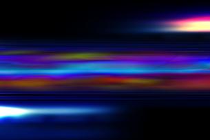 光り輝く放射光のイメージグラフィックの写真素材 [FYI03435001]