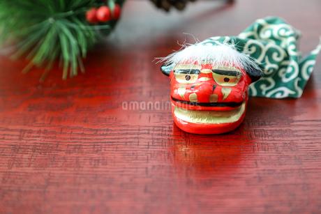 正月飾りの写真素材 [FYI03435059]