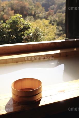 露天風呂2の写真素材 [FYI03435318]