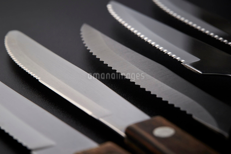 ナイフの写真素材 [FYI03435423]