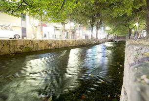 京都 木屋町の写真素材 [FYI03435750]