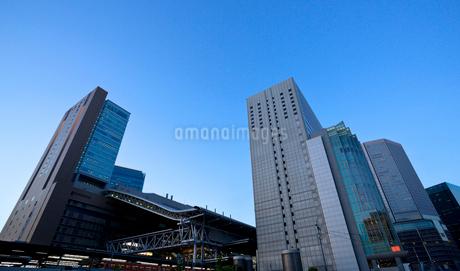 大阪駅周辺の写真素材 [FYI03435825]