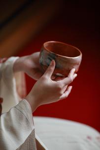 茶道の写真素材 [FYI03436175]
