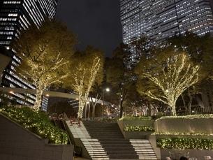 東京ネオンの写真素材 [FYI03436334]