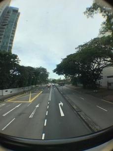 道 道路 海外 シンガポールの写真素材 [FYI03436575]