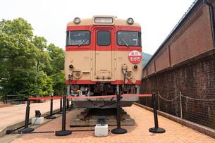 キハ28形急行列車わかさの写真素材 [FYI03437114]