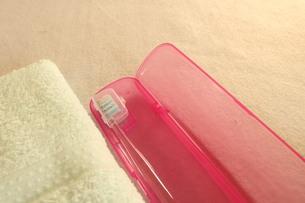 歯ブラシの写真素材 [FYI03437394]