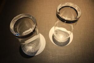 グラスの写真素材 [FYI03437396]