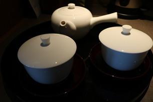 お茶セットの写真素材 [FYI03437397]