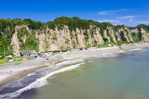 江口浜海浜公園 江口蓬莱の写真素材 [FYI03438000]