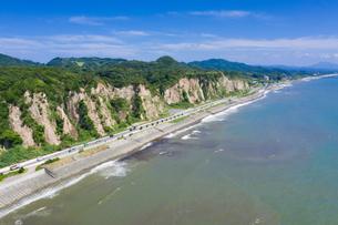 江口浜海浜公園 江口蓬莱の写真素材 [FYI03438001]
