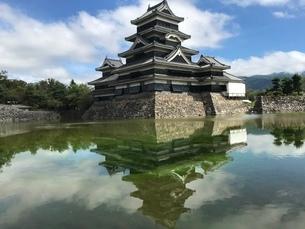 松本城の写真素材 [FYI03438023]