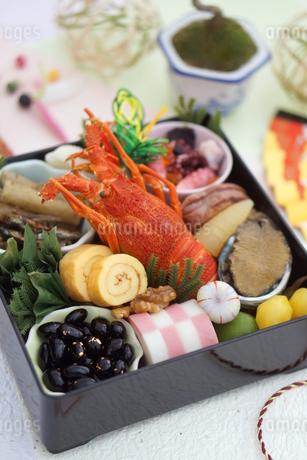 おせち料理の写真素材 [FYI03438203]