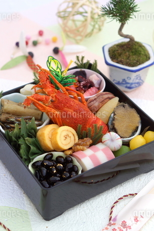 おせち料理の写真素材 [FYI03438204]