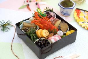 おせち料理の写真素材 [FYI03438206]