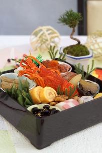 おせち料理の写真素材 [FYI03438207]