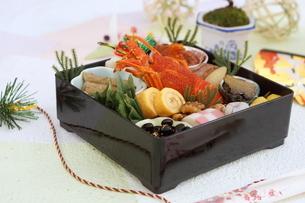 おせち料理の写真素材 [FYI03438208]