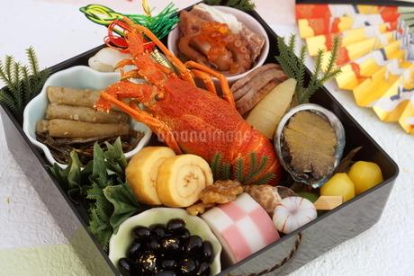 おせち料理の写真素材 [FYI03438213]
