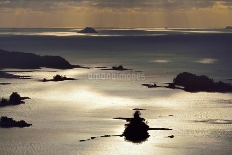 九十九島風景の写真素材 [FYI03438456]