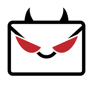 迷惑メール、ウイルススパム、アイコンイラスト素材のイラスト素材 [FYI03438611]