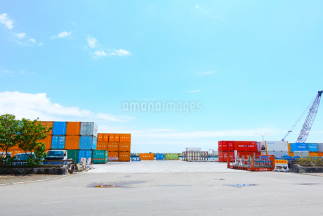 石垣港の写真素材 [FYI03438708]