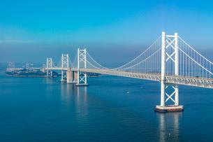 瀬戸大橋の写真素材 [FYI03438909]