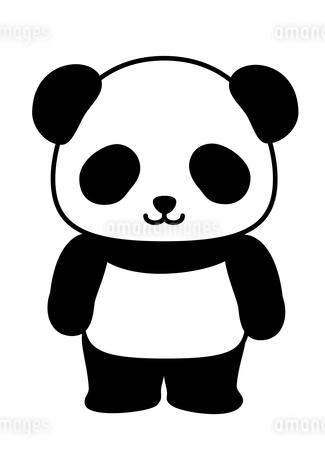 パンダのイラスト素材 [FYI03439337]