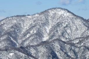 白雪の檜洞丸の写真素材 [FYI03439548]