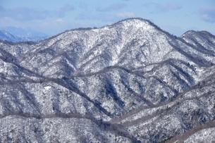 白雪の檜洞丸の写真素材 [FYI03439566]