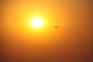 サンパウロの落日の写真素材 [FYI03440009]