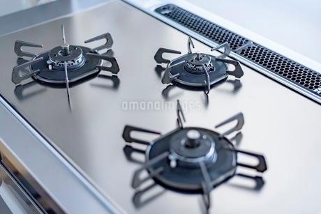 キッチン ガスコンロの写真素材 [FYI03440079]