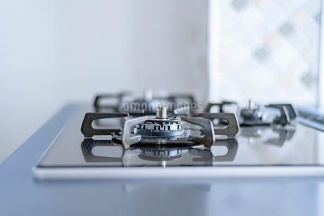 キッチン ガスコンロの写真素材 [FYI03440081]