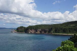 奥能登半島国定公園の風景の写真素材 [FYI03440605]