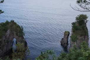 奥能登半島国定公園の風景の写真素材 [FYI03440609]