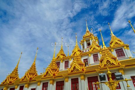 ワット・ラチャナダラム ロハプラサート(タイ王国 バンコク)の写真素材 [FYI03440732]
