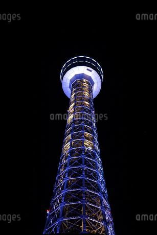 マリンタワーのイメージの写真素材 [FYI03440784]
