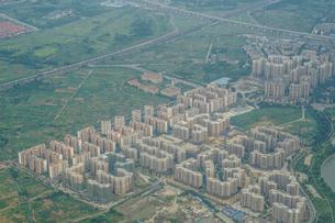中国・成都の街並みの写真素材 [FYI03440801]