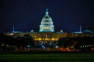 アメリカ合衆国議会議事堂(United States Capitol)の写真素材 [FYI03440855]