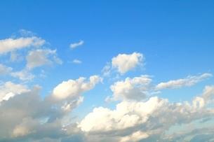 青空の写真素材 [FYI03442069]