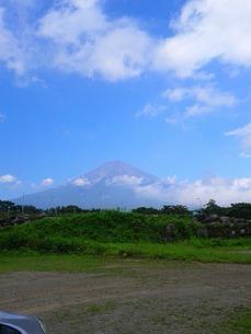 富士山の写真素材 [FYI03442080]