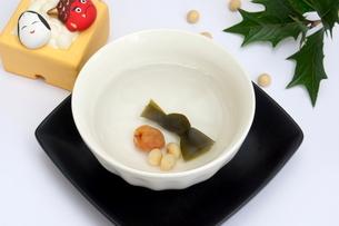 福茶の写真素材 [FYI03444125]