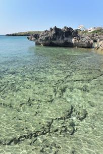 宮古島の風景の写真素材 [FYI03444207]