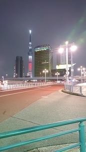 浅草からの写真素材 [FYI03444339]