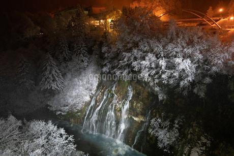 白髭の滝の写真素材 [FYI03444403]