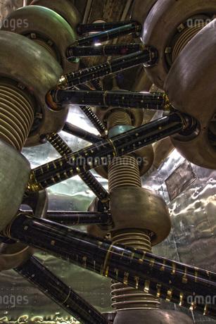 実験装置のイメージの写真素材 [FYI03444728]