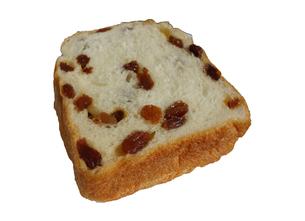 葡萄パンのグラフィック素材の写真素材 [FYI03444990]