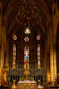 ザグレブ大聖堂の写真素材 [FYI03445184]