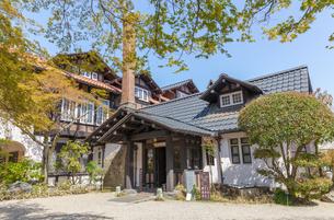 アサヒビール大山崎山荘美術館の写真素材 [FYI03445369]